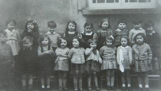 Pupils at Ysgol Gymraeg Dewi Sant