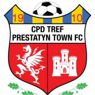 Prestatyn Town FC badge