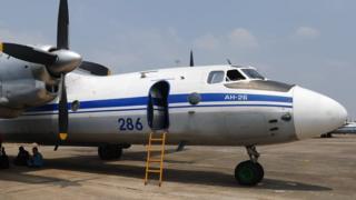 طائرة أنتونوف 26 روسية