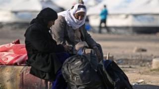 نفذ الدواء والطعام من مدينة الرقة