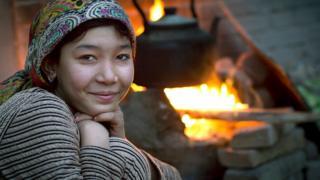 اویغور خاتون
