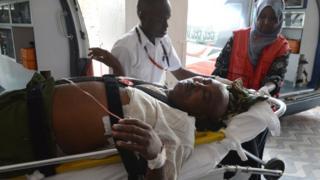 Al-Shabab attack victim