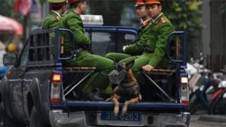 Cảnh sát Việt Nam