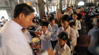 Việt Nam, Công giáo