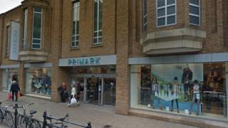 Kingston Primark store