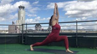 Международный день йоги: советы Русской службы Би-би-си