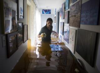 banjir houston
