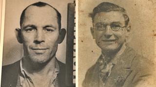 Joe Gillingham (left) and Joe Tierney (right)
