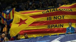 There are fears that the latest moves could lead to unrest in Catalonia