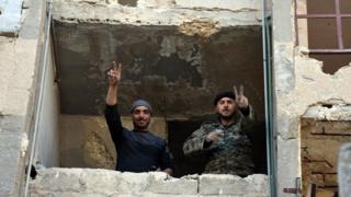 Abasirikare ba Syria bafashe akarere ka Masaken Hanano mu ndwi iheze