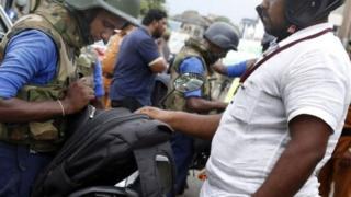 افزایش تدابیر امنیتی در سریلانکا