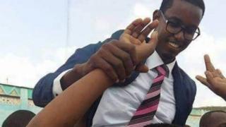 Umushikiranganji Abdullahi Sheikh Abas yakuriye mw'ikambi y'impunzi ya Dadaab