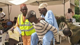Nigeria pensioners