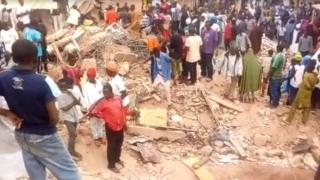 Where di building collapse
