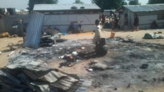 Boko Haram attack on some Borno villages