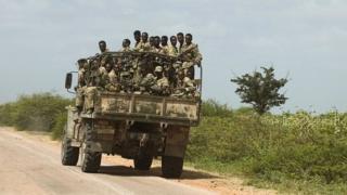 Wanajeshi wa Ethiopia waliingia nchini Somalia kuisaida serikali dhaifu ya nchi hiyo