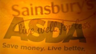 Sainsbury Asda bags