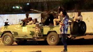 الجيش السوداني قال إنه قضى على التمرد