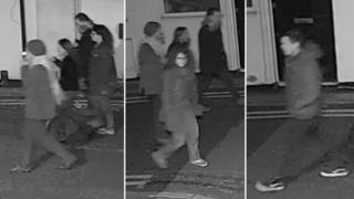 CCTV off people in Bournemouth