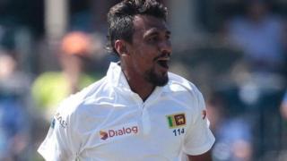 Sri Lanka seamer Suranga Lakmal has never taken a five-wicket haul in Test cricket