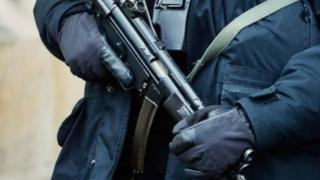 Firearms officer