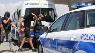 القبض على سائحين إسرائيليين في قبرص