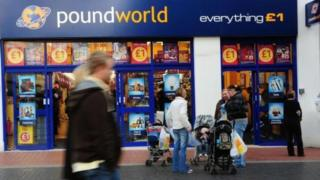 Siop Poundworld