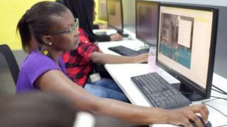 الذكاء الاصطناعي في كينيا