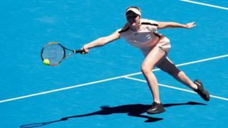 Еліна Світоліна на Australian Open 2018