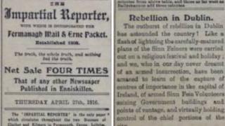 Impartial Reporter Easter Rising