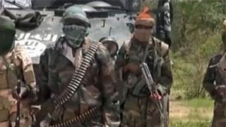 """""""'Yan Boko Haram 700 sun mika wuya"""""""