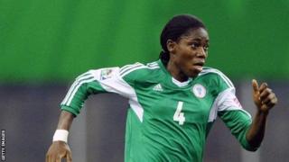 Asisat Oshoala, triple footballeuse africaine de l'année