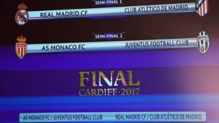 Le tirage au sort a eu lieu vendredi au siège de l'UEFA à Nyon, en Suisse.