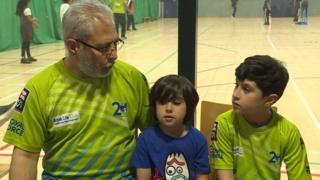 Community champion, Raza Sadiq