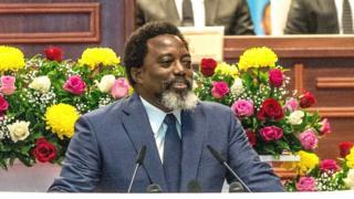 Prezida Joseph Kabila