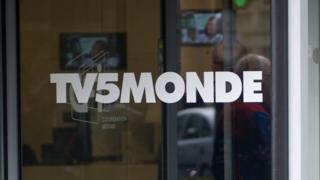 Логотип TV5Monde
