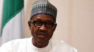 "Nigeria president Muhammadu Buhari don tell pipo wey Nasarawa explosion affect ""sorry"""