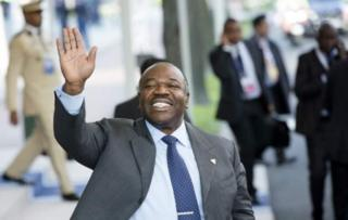 Ali Bongo yasubiriye se yitavye Imana amaze imyaka 40 ku butegetsi