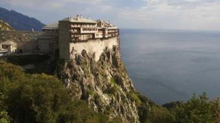 манастир на светој гори