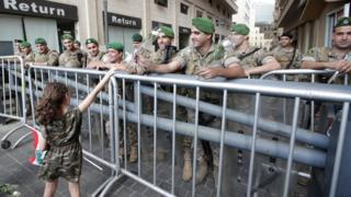 Lebanon-protests