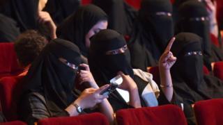 زنان در سینما در عربستان