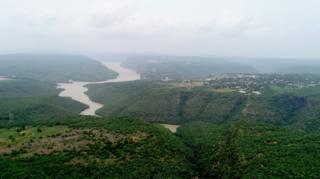 నల్లమల అటవీ ప్రాంతం