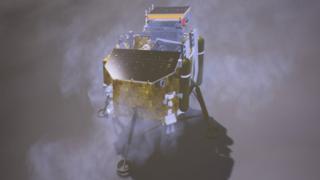 """中國官方宣佈""""嫦娥四號""""著陸成功。"""