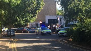 Emergency services in Tottenham