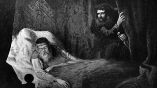 Убийство Макбетом короля Дункана I, шотландского
