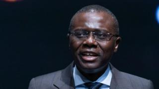 Lagos governor Sanwo-olu