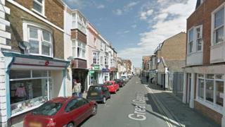 Great George Street, Weymouth