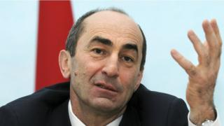 Роберт Кочарян