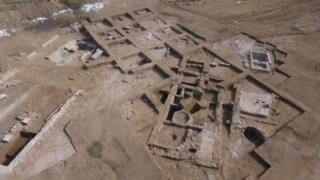Roman fish sauce factory discovered at Ashkelon, Israel, December 2019