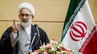 آقای منتظری میگوید دو اتاق عملیات در عراق و افغانستان قرار بود به ایران نیرو بفرستند